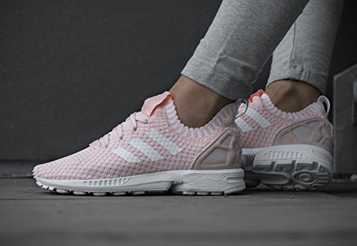Adidas Zx Flux Donna Sneaker Rosa rosa bianco