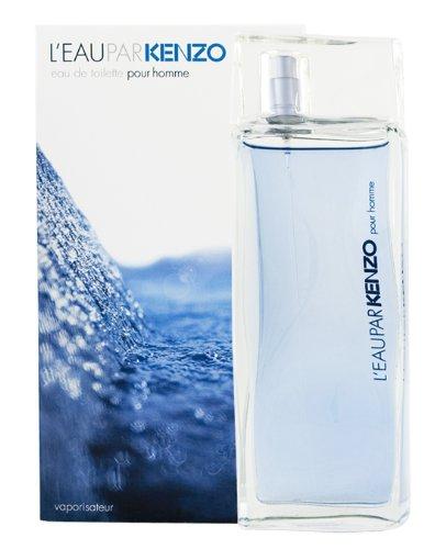 Kenzo-L 'EAU PAR POUR HOMME Eau de Toilette 100ml (Man) -