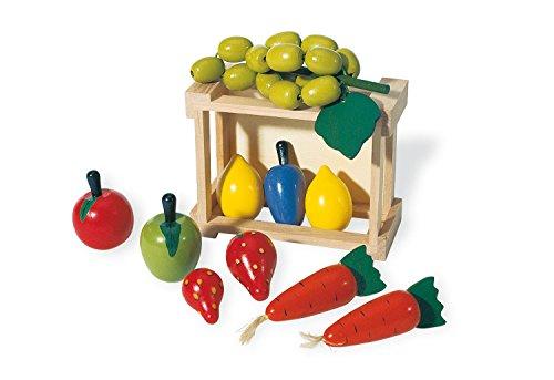 Pinolino 221404 - Kiste mit Gemüse