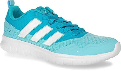 Adidas Cloudfoam Lite Flex W- Scarpe Sport Per Donna, Donna, Cloudfoam Lite Flex W, Nero, 36 Eu Turchese