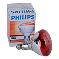 Infrared Lamp for Brooder 150W – Philips