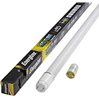 Energizer HighTech T8 LED Tube - Retrofit Fluorescent Tube Replacement - Includes Starter - Bundles of x2/x4/x6/x12 Available! (1x - 5FT - Day Light)