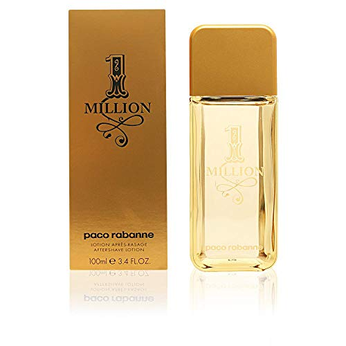 Paco Rabanne One Million homme/ men, Aftershave Lotion, 1er Pack (1 x 100 ml)