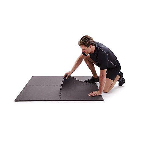66fit-Interlocking-Mats-x-4pcs-Home-Gym-Garage-Floor-Yoga-Fitness-Exercise