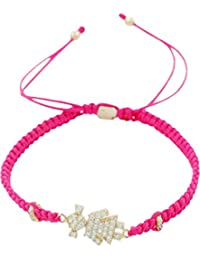 Vanessa 's Joy de mujer pulsera plata 925' It 's a Girl'