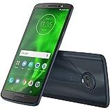 motorola moto g6 5.7-Inch Android 8.0 Oreo Sim-Free Smartphone with 3GB RAM and 32GB Storage (Dual Sim) - Deep Indigo