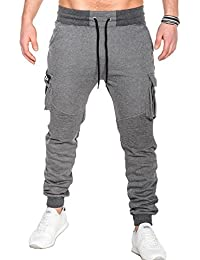 Betterstylz RaingerBZ Cargo Jogger Jogginghose Regular Fit Fitness Hose Trainingshose Cargohose div. Farben (S-XXL)