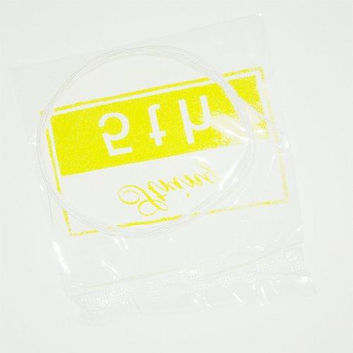 Easy provider® kit 6 corde corda in nylon per chitarre classiche 1m tool bag