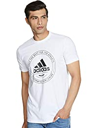 87bebe421 Adidas Men's T-Shirts Online: Buy Adidas Men's T-Shirts at Best ...