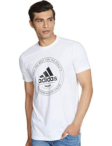 27136905dfc Men s Adidas T-Shirts  Buy Adidas T-Shirts for Men Online at Best ...