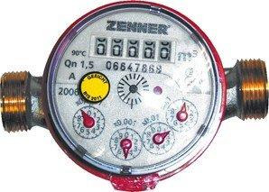 Preisvergleich Produktbild Eyckhaus 692 Wohnungswasserzähler 19.05mm 3 / 4 Zoll