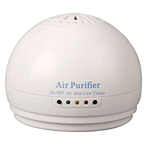 Purificateurs d'air - Ozone désodorisant stérilisation machine LB- 006A Blanc