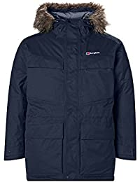 Berghaus Men's Hudsonian Parka Down Jacket
