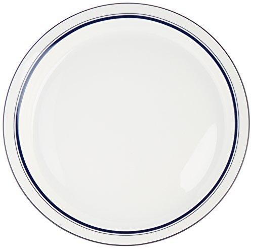 Bistro Christianshavn Blue 10.25 Dinner Plate [Set of 4] by Dansk (Dansk Bistro)
