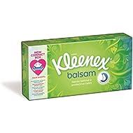 Caja de pañuelos  Kleenex Balsam P80 80 pañuelos - Pack de 6 (Total 480 pañuelos)