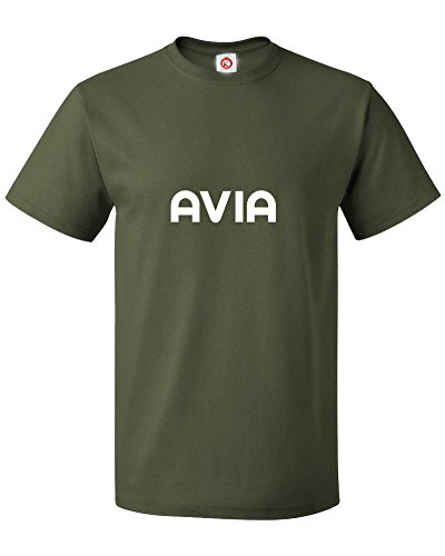 t-shirt-avia-verde