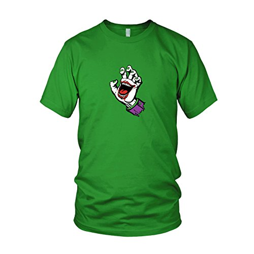 Joking Hand - Herren T-Shirt, Größe: XL, Farbe: grün