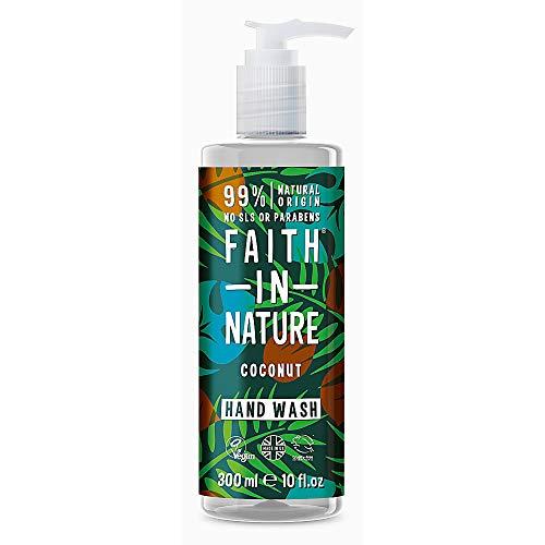 Faith | Coconut Hand Wash | 5 x 300ml