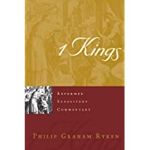 1 Kings (Reformed Expository Commentaries)