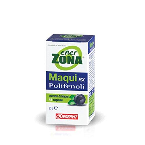 Enerzona Maqui Rx Polifenoli 42 capsule - 41ejwilFx%2BL