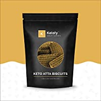 Ketofy - Atta Keto Biscuit (500g) | Yummy and Nutritious Keto Biscuits