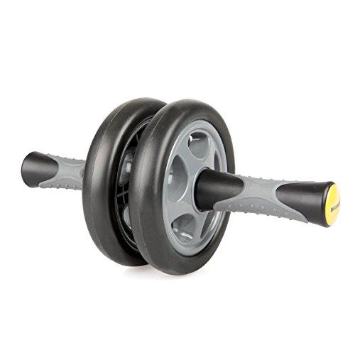 Hammer Martello Attrezzo per Addominali Klein Fitness, Antracite/Nero, 14x 30x 14cm