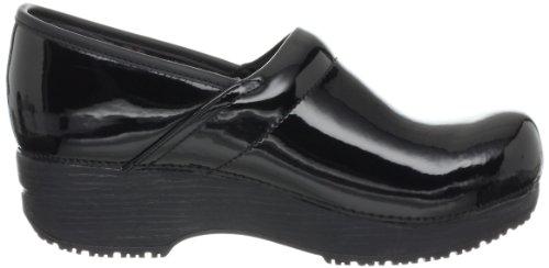 Skechers Tone Ups Clog Slip Resistent Womens Black Patent