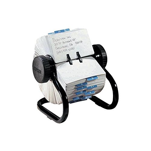 rolodex-classic-500-rotary-open-card-file-black-s0793600