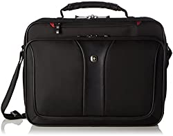 """Wenger Legacy 16"""" Elegante Business Notebook Tasche Schwarz"""