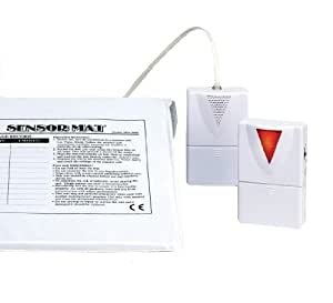 Nrs Healthcare Pager Alarm Wandering Pressure Mat Sensor