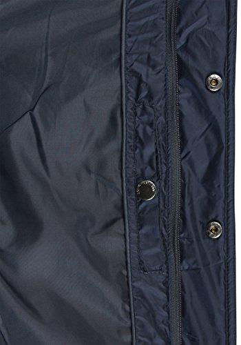 !Solid Safi Herren Steppjacke Übergangsjacke Jacke Mit Stehkragen, Größe:S, Farbe:Insignia Blue (1991) - 6