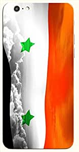 Outstanding multicolor printed protective REBEL mobile back cover for iPhone 6 D.No.N-L-18950-IP6