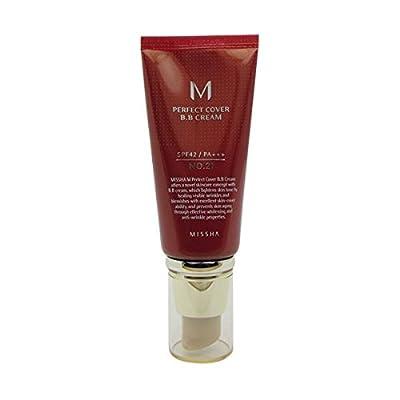 Missha - M perfect cover bb cream
