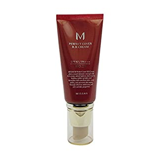 Missha – M perfect cover bb cream no.21 light beige 50ml