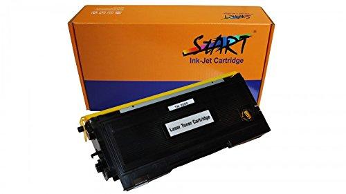 2000 Schwarz Toner (Start Premium - XXL Ersatz Toner kompatibel zu Brother TN-2000, Schwarz, 5200 Seiten)