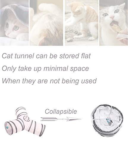 Zoom IMG-2 u life tunnel per gatti