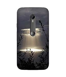 Light Fall Motorola Moto X3 Case