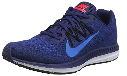 7160af7df2 Nike Zoom Winflo 5, Zapatillas de Running para Hombre, Azul Void/Photo Blue