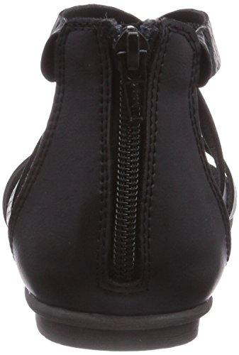 Bugatti  W59726B6R, Sandales pour femme Noir (schwarz 100)