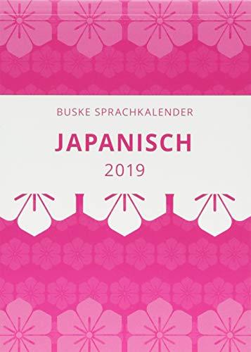 Sprachkalender Japanisch 2019 por Vera Freedman