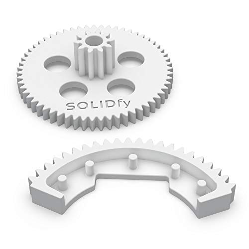 SOLIDfy Drosselklappe Reparatur Set für 1.4 | 1.9 | 2.0 | 2.5 | 2.7 | 3.0 | 4.2 TDI Diesel und Benzin Steuerklappe -