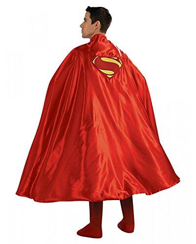 DC Comics Deluxe Cape Superman Umhang aus
