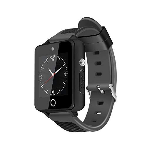 S9 Reloj Inteligente Deportivo Impermeable para Android/iOS 1 GB + 16 GB Compatible con Tarjeta SIM TF con Ranura Bluetooth 4.0 3G GPS, WiFi, Pantalla táctil con cámara HD 2.0