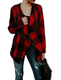 prezzo competitivo 783d9 c65ce Amazon.it: Giacca tartan - Donna: Abbigliamento