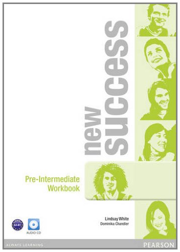 New success. Pre-intermediate. Workbook. Per le Scuole superiori. Con CD Audio. Con espansione online