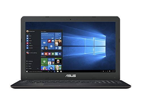 ASUS VivoBook X556UA-DM326T 15.6 inch HD Notebook (Intel Core i7-6500, 8 GB RAM, 1 TB HDD, HD 1366 x 768 Screen, Windows 10) - Black