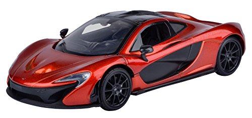Motormax, gotzmm79325or Maßstab 1: 24Orange McLaren P1 spritzgußmodell Auto