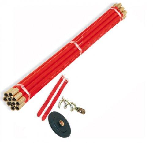 rothenberger-130080-lot-de-10-tiges-de-guidage-universelles-avec-2-outils-et-2-sangles