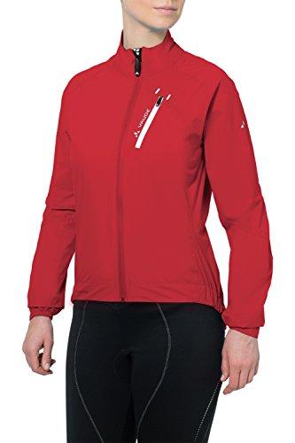 VAUDE Damen Jacke Women's Sky Fly Jacket II, Red, 36, 04957