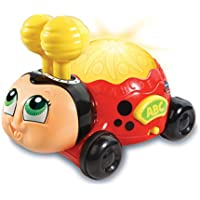 VTech Baby – Ladybird colorita Children's Interactive with Wheels, Teaches Letters and Colours by Lights, Stimulates The Curiosity of the baby, More Than 70 Melodies, Songs and Voices (3480 – 601622) preiswert